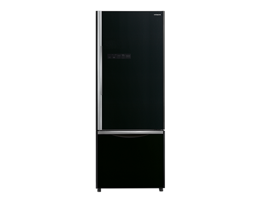 Hitachi 2 Door Bottom Freezer 466 LTR - R-B500PND6 -GBK- V2.0